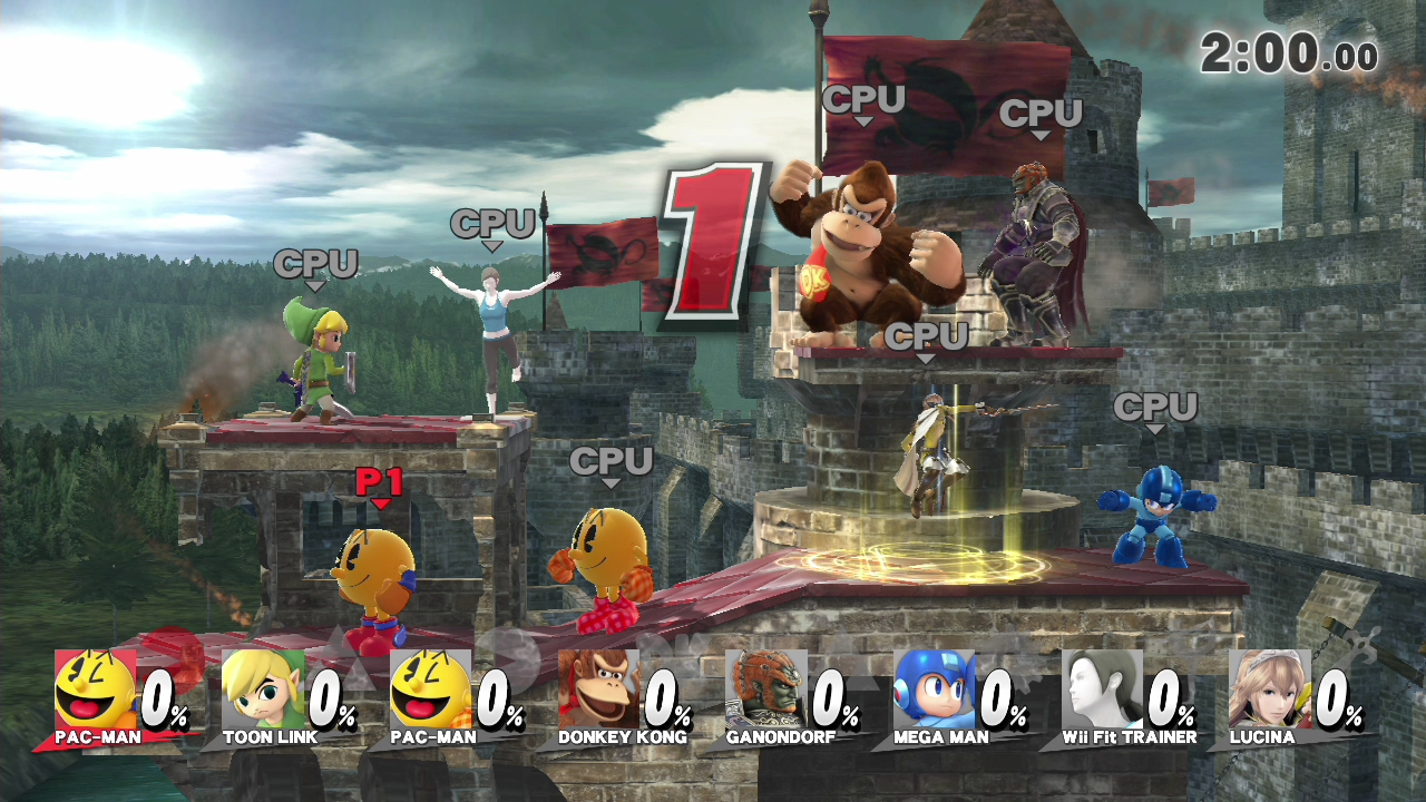 NintendoLeSite Test De Super Smash Bros For Wii U Sur Wii U