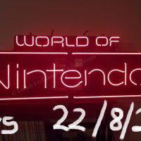 World of Nintendo 22/08/2017 - Πληθώρα από νέα!