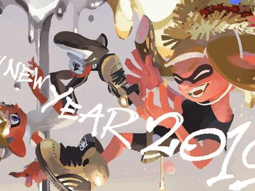Καλη-Χρόνια-2019-Nintendo-N