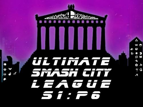Αποτελέσματα τουρνουά Ultimate Smash City League S1:P6 Athens