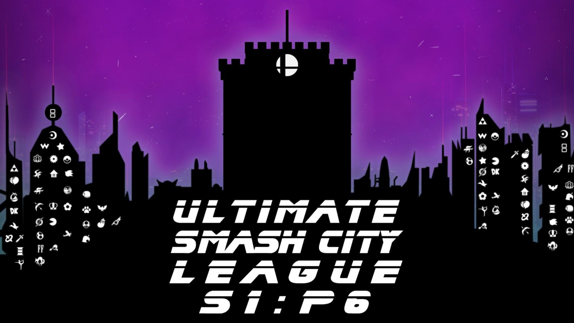 Ultimate Smash City League S1:P6 Θεσσαλονίκη