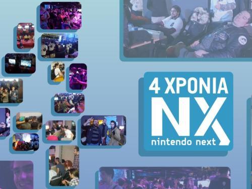 Nintendo Next τέσσερα Anniversary