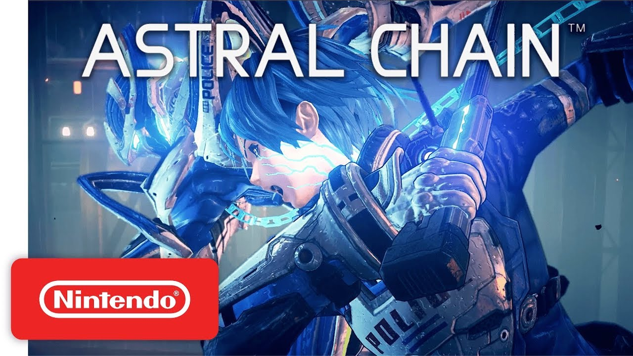 ASTRAL CHAIN E3 Banner
