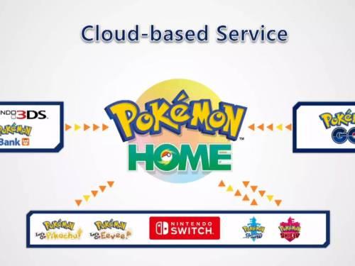 pokemon home ενημέρωση