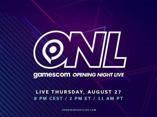 Gamescom 2020 banner