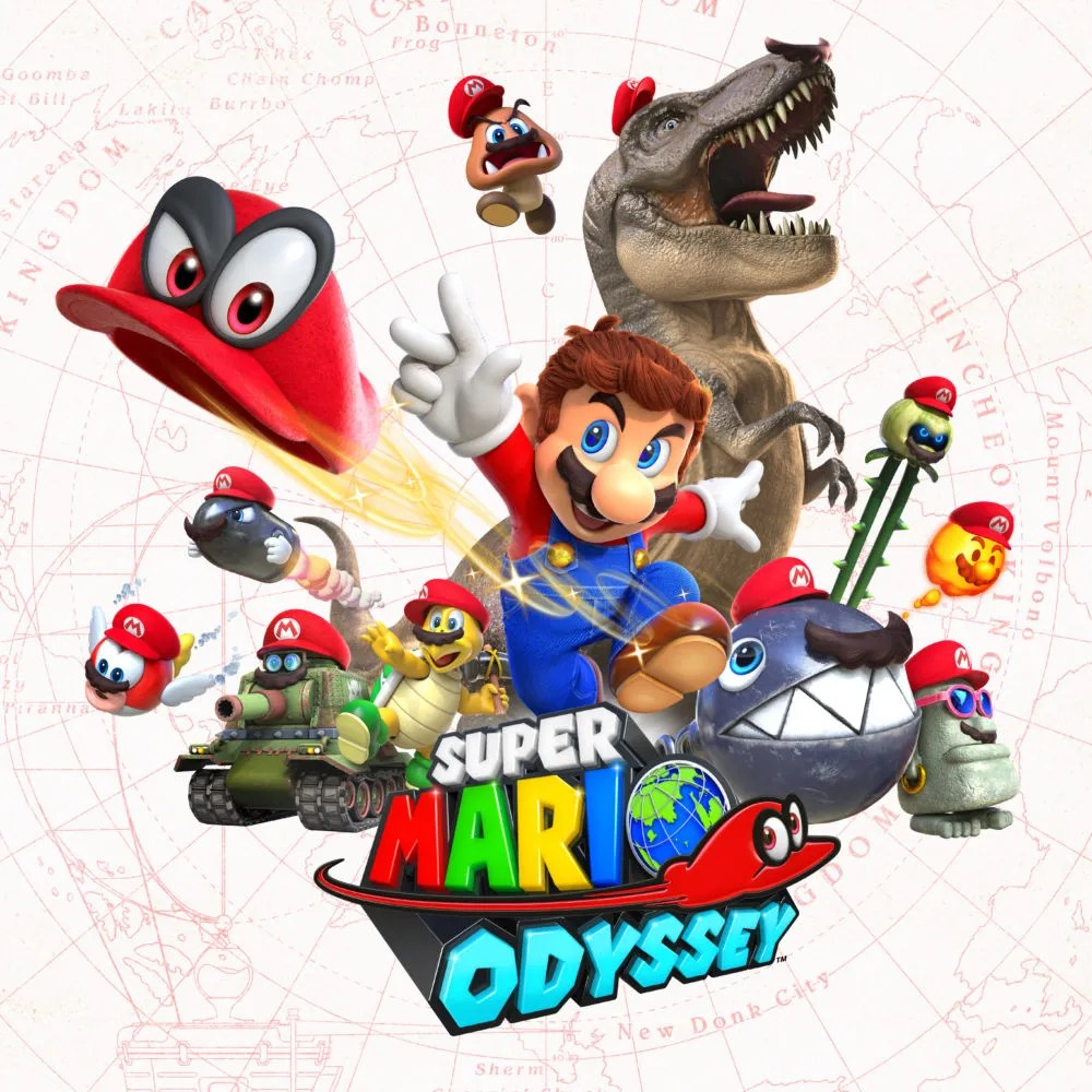 Super Mario Odyssey Currently The Best Selling Game On Amazon Worldwide
