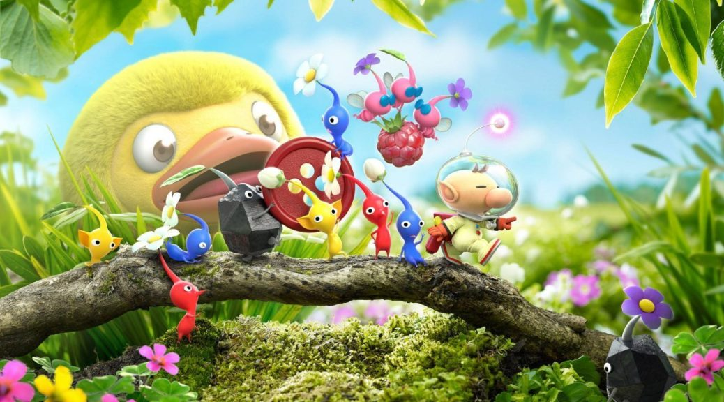 Tokota S Song Discovered In Pikmin 2 For The Second Time