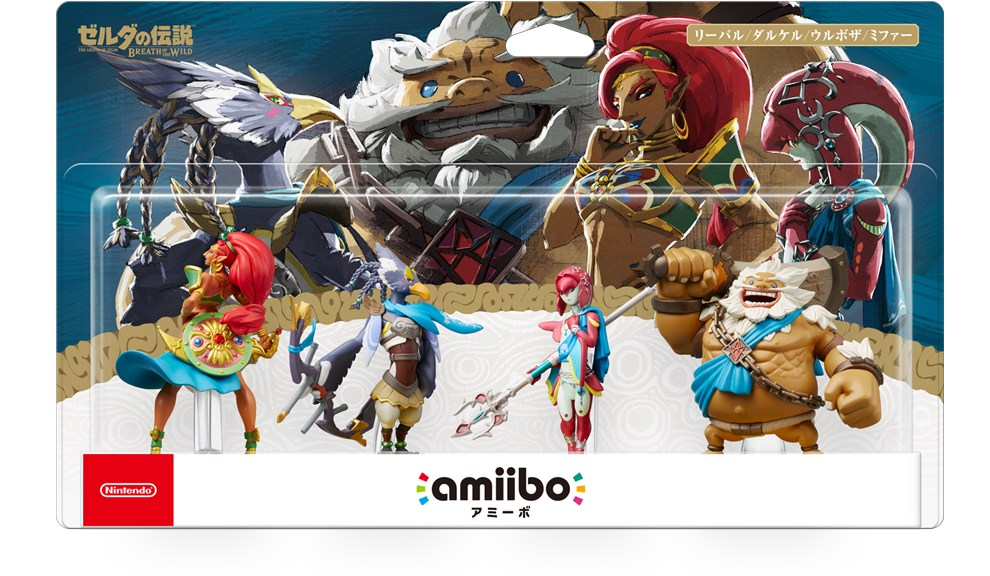 Breath Of The Wild Amiibo Will Relaunch Alongside Hyrule Warriors Age Of Calamity In November Nintendosoup