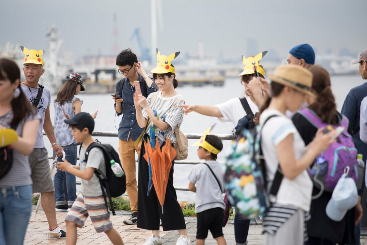 Japan: Over 2 Million People Participated In Pokemon GO Park And Stadium
