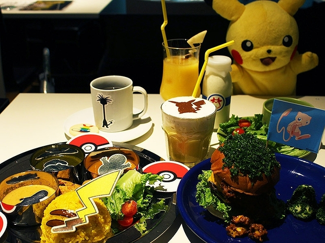 Pokemon X Isetan's Collaboration Cafe Is A Secret Hideout