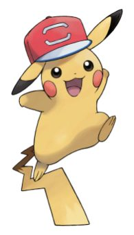 Ashs Pikachu Alola Hat SM
