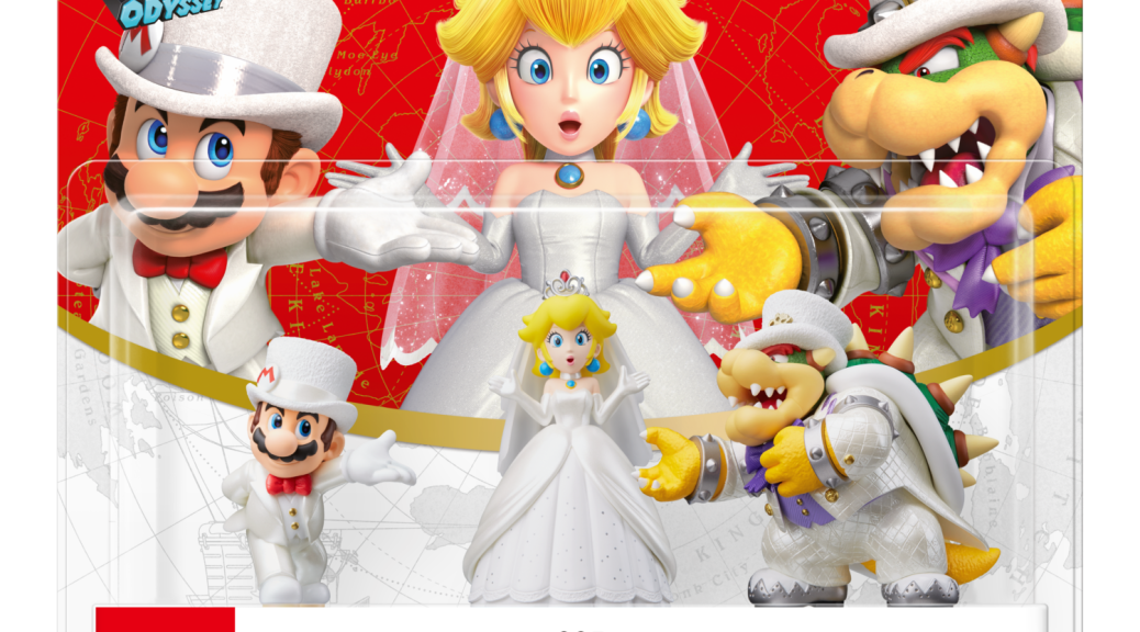 First Look At Super Mario Odyssey Amiibo Packaging Nintendosoup