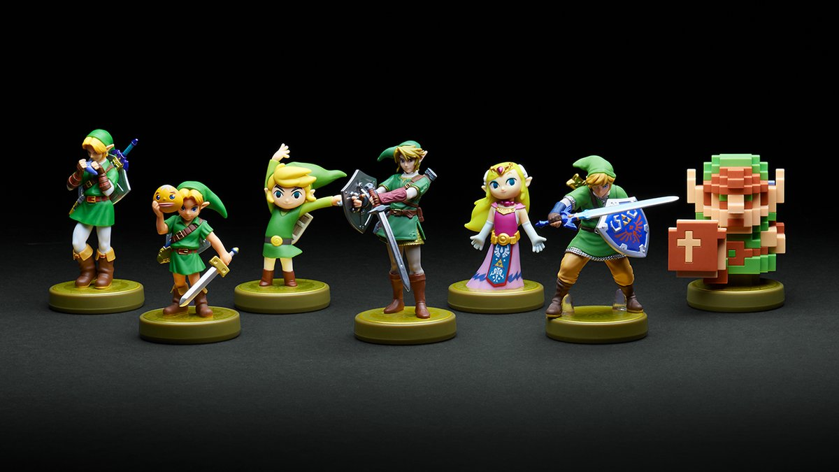 Plenty Of Rare Link And Zelda Amiibo Restocked On Amazon Japan