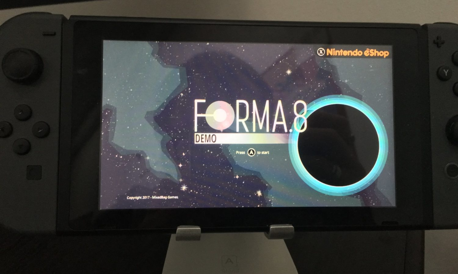 Forma 8 Demo Coming To The Switch Eshop Soon Nintendosoup