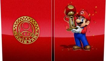 Mysterious Mario Kart Steelbook Case Listed On Best Buy