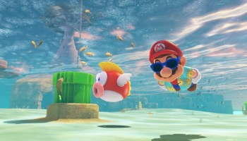 Unused Costumes And Coins Discovered In Super Mario Odsysey