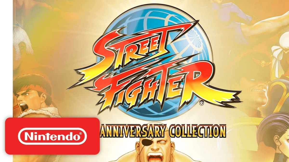 Street Fighter 30th Anniversary Collection Is Getting A Switch Exclusive Mode