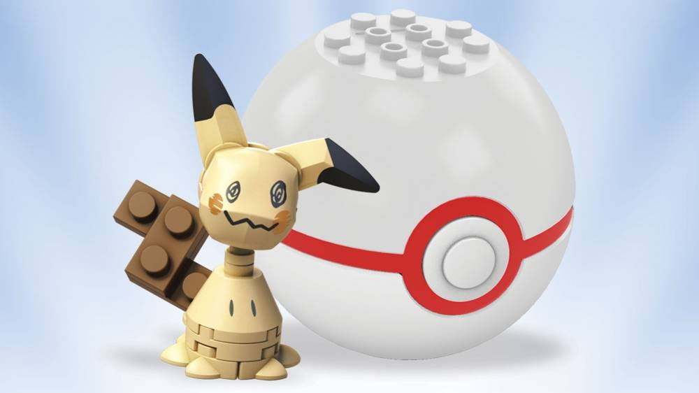 pokemon mega construx reddit