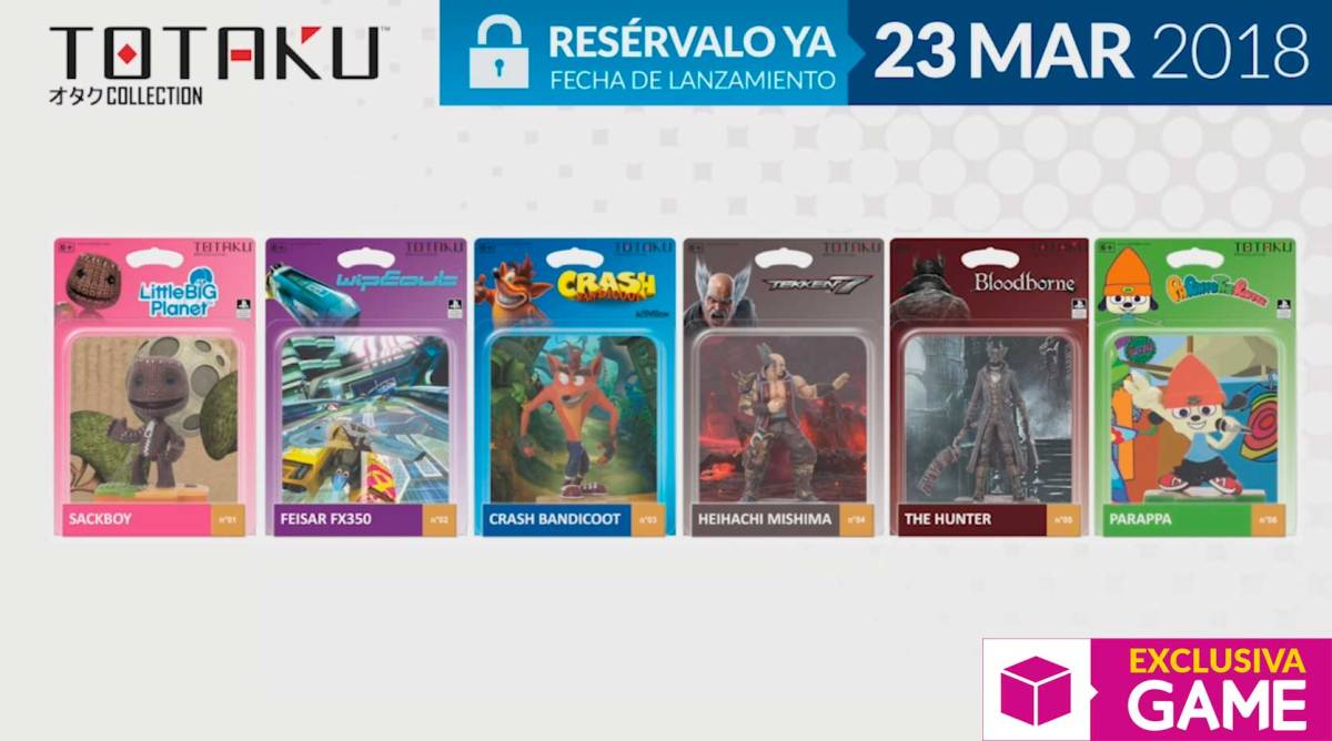 Totaku Launching Amiibo-Inspired Character Figurines