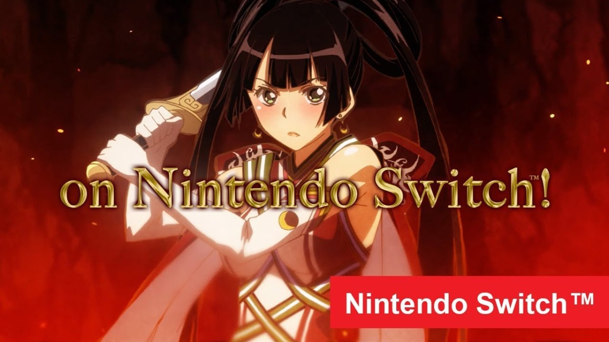 GOD WARS The Complete Legends Announced For Switch