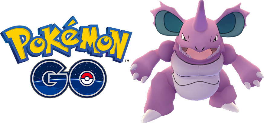 Battle Giovanni's Nidoking In A Pokemon GO Raid Battle At Pokemon Centers In Japan