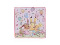 Pikachu and Eevee's Easter Hand Towel