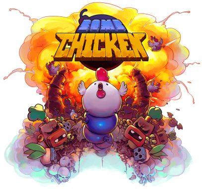NintendoSwitch_BombChicken_KeyArt_01