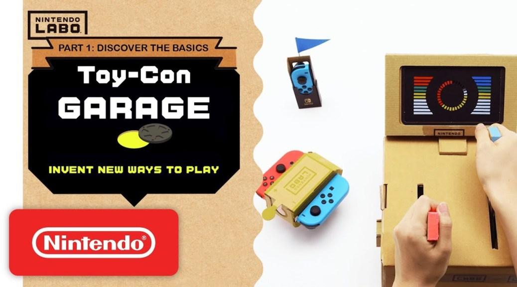Toy-Con Garage