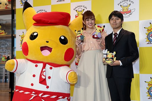 Let's Take A Look At The Pokemon Center Tokyo DX And Pokemon Cafe Opening Ceremony