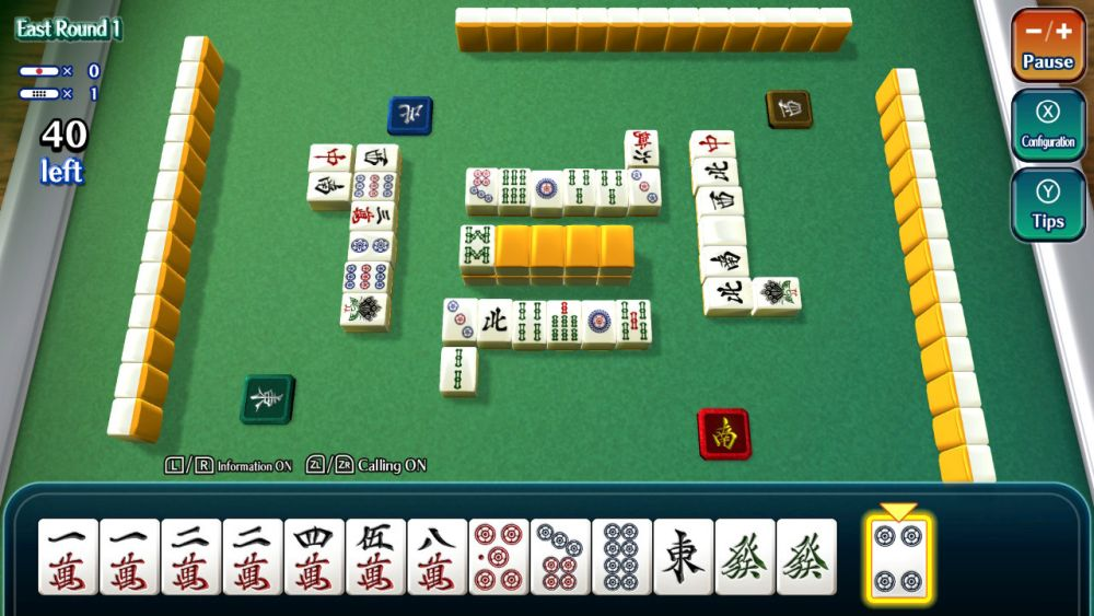 Handy Mahjong For Switch Updated, Brings English Language Support And Vertical TV Play