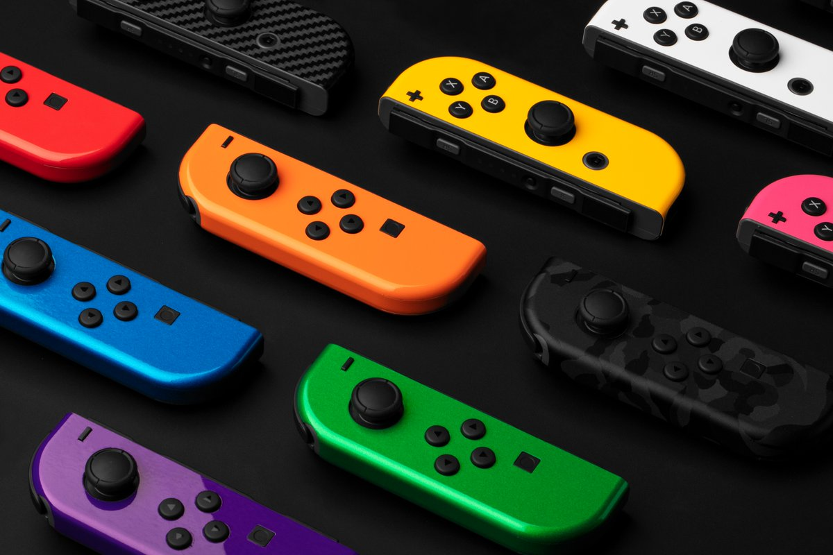 Dbrand Launches New Switch Skins Promises Won T Nick Them