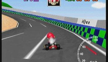 Dusty Mario Kart 64 Box Found Under Toys R' Us Store Shelves