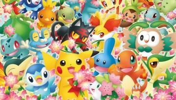 Pixel Art Pokemon Merchandise Announced For Pokemon Center