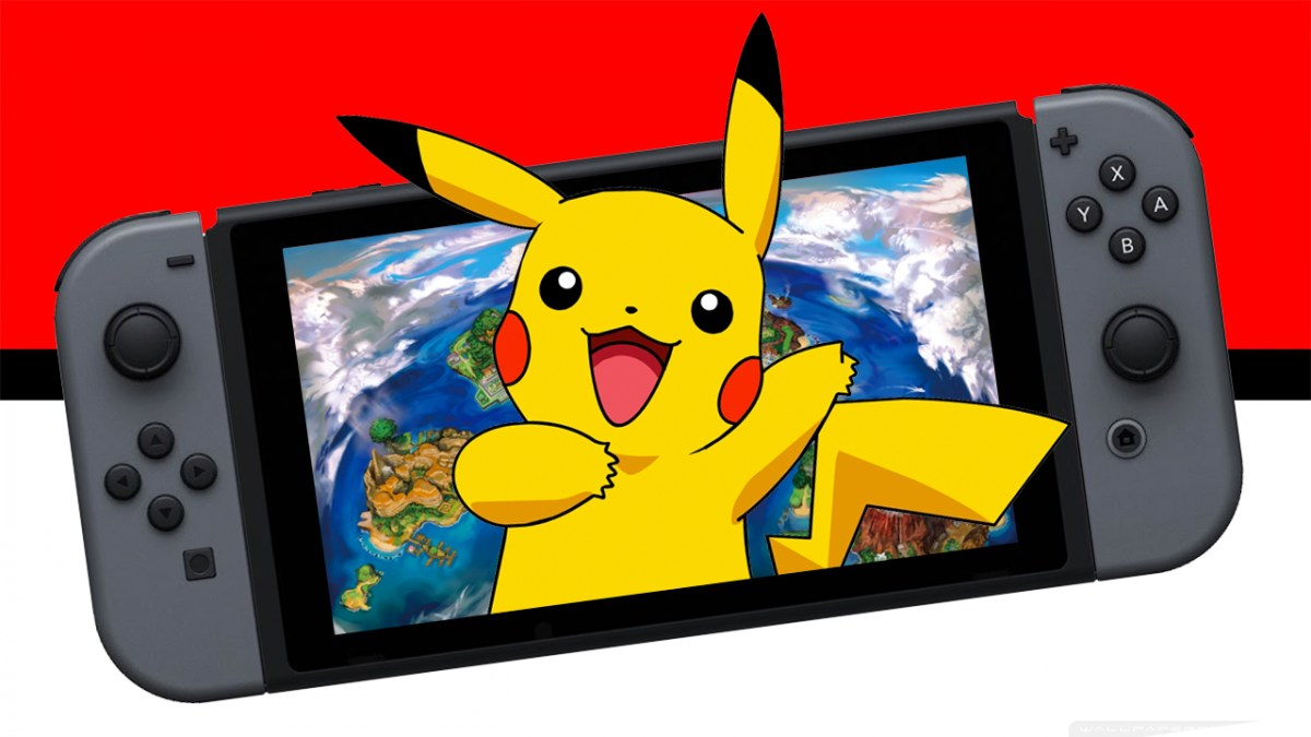 Rumor: Pokemon Switch To Be Ready By December, Code Name Revealed