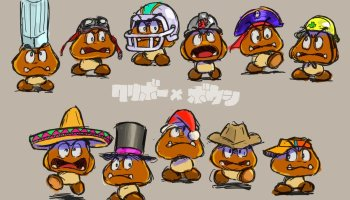 Video: The Highest Number Of Goombas You Can Stack In Super Mario