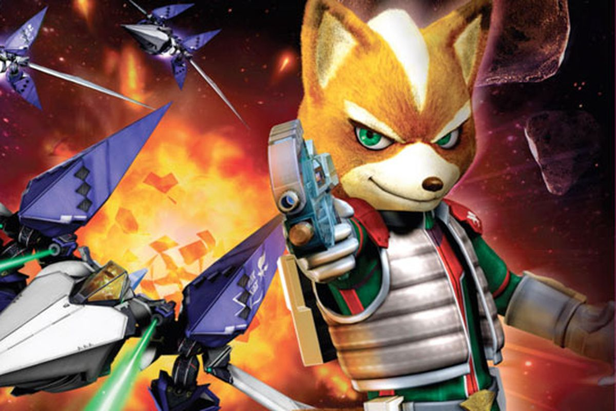 IGN Says Star Fox: Grand Prix Looks Stunning