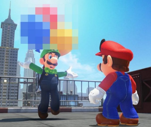 Nintendo Is Banning Hackers Who Insert Porn Into Super Mario Odyssey