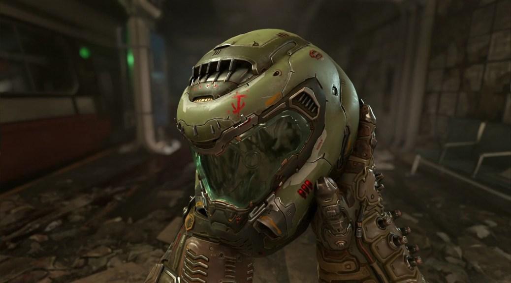 Doom Devs Talk About The Improvements To Doomguy In Doom Eternal