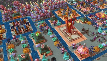 Rollercoaster Tycoon Adventure's File Size Revealed For
