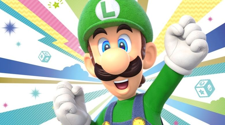 Image result for Luigi Super Mario