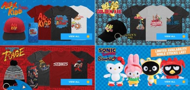 Official Sega Shop Opens In Europe Nintendosoup
