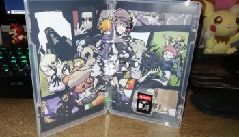 Have A Look At The World Ends With You: Final Remix Box Art