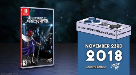 Image result for limited run games cosmic star heroine