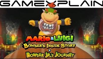 mario & luigi bowsers inside story rom problem
