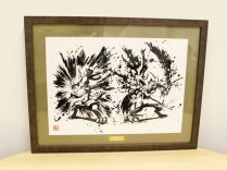pokecen-sumie-ink-painting-jan192019-photo-42