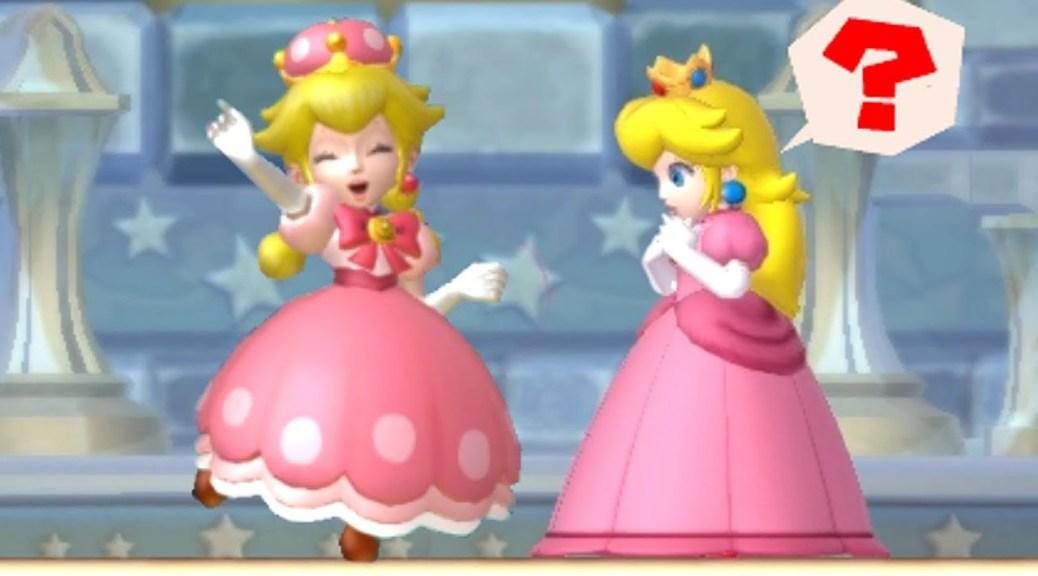 Video What Happens When Peachette Rescues Peach In New Super Mario Bros U Deluxe Nintendosoup