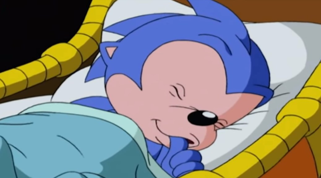 Listing For Sonic The Hedgehog Movie Baby Sonic Plush Surfaces Online Nintendosoup