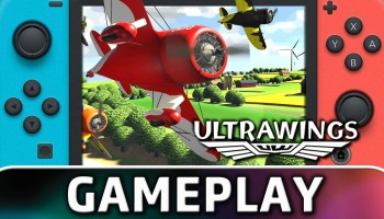 Ultrawings Announced For Switch, Launches March 28