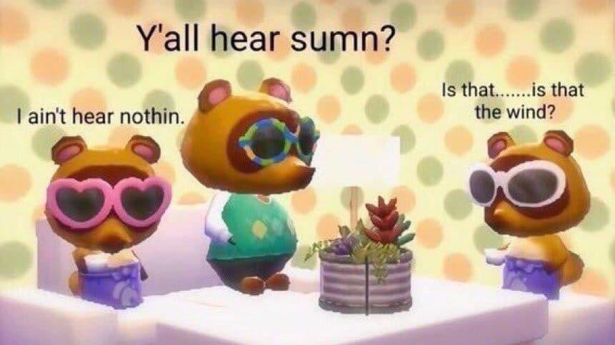 Desperate Animal Crossing Fans Put Out More Memes After Nintendo Announces E3 Plans Nintendosoup