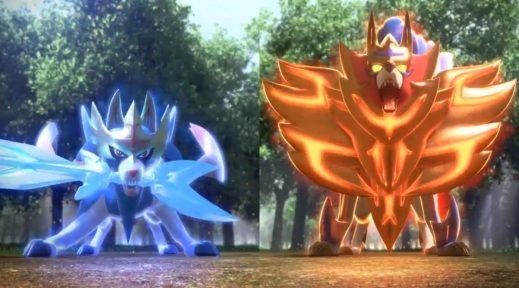 Pokemon Sword & Shield legendary pokemon
